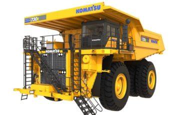 Komatsu 730E-10 diesel elektrisk truck_1