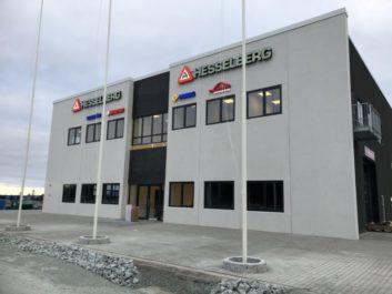 Hesselberg Trondheim