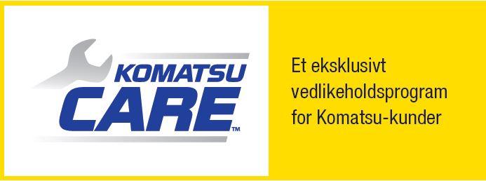 Komatsu care