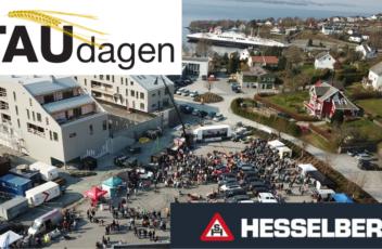 Taudagen 2020_hesselberg stand