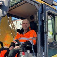 Charles Jacobsen, BAS Anleggsfører Ottar Bergersen og Sønner AS