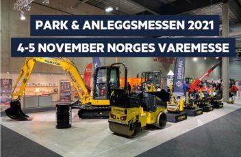 Park og Anleggsmessen 2021_hesselberg stand