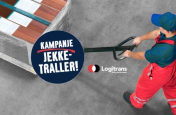 Kampanje på Jekketraller fra Logitrans
