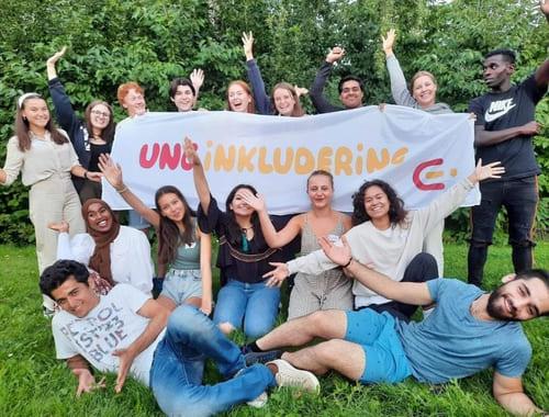 Ung Inkludering: Tar verden til Fornebu med Globalcamp i sommer