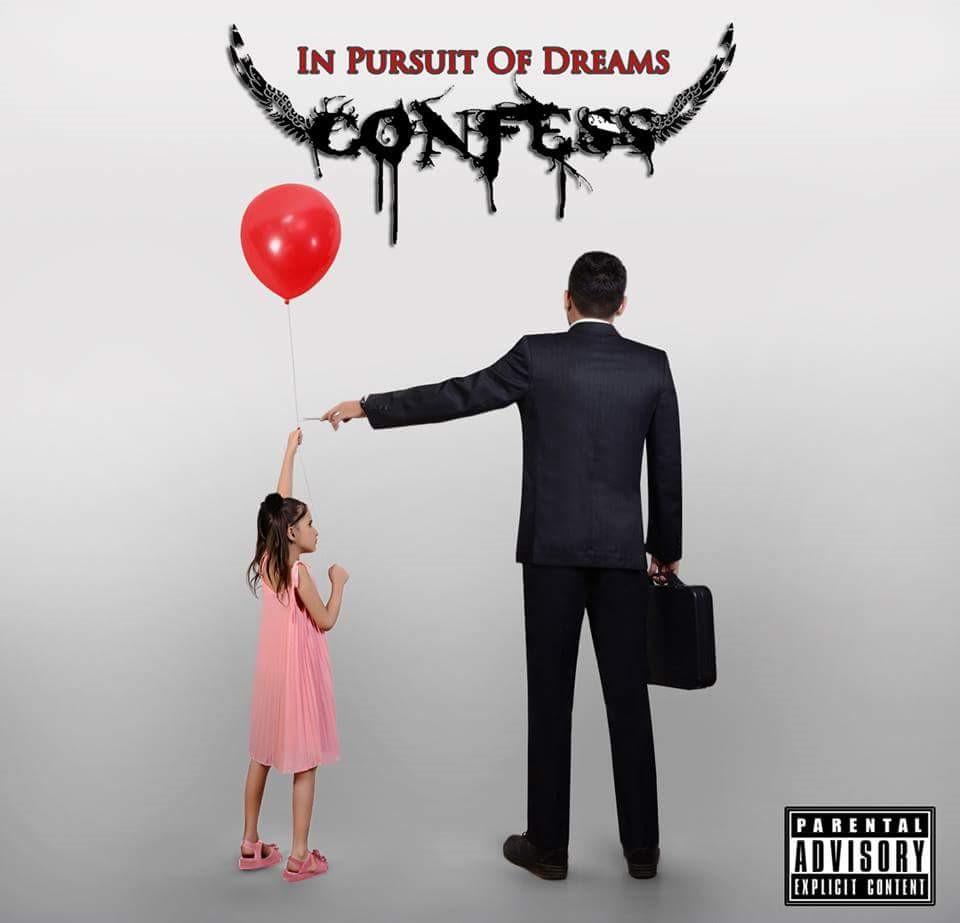 Coveret til albumet In pursuit of dreams