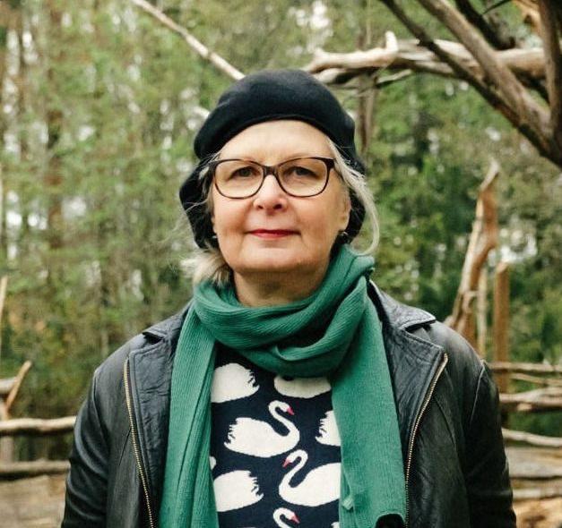 Anna Fiske - portrett
