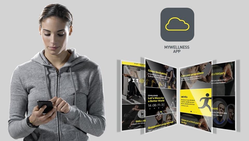 Mywellness cloud – en digital treningsopplevelse