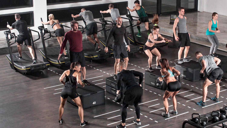 Treningsutstyr for treningssenter
