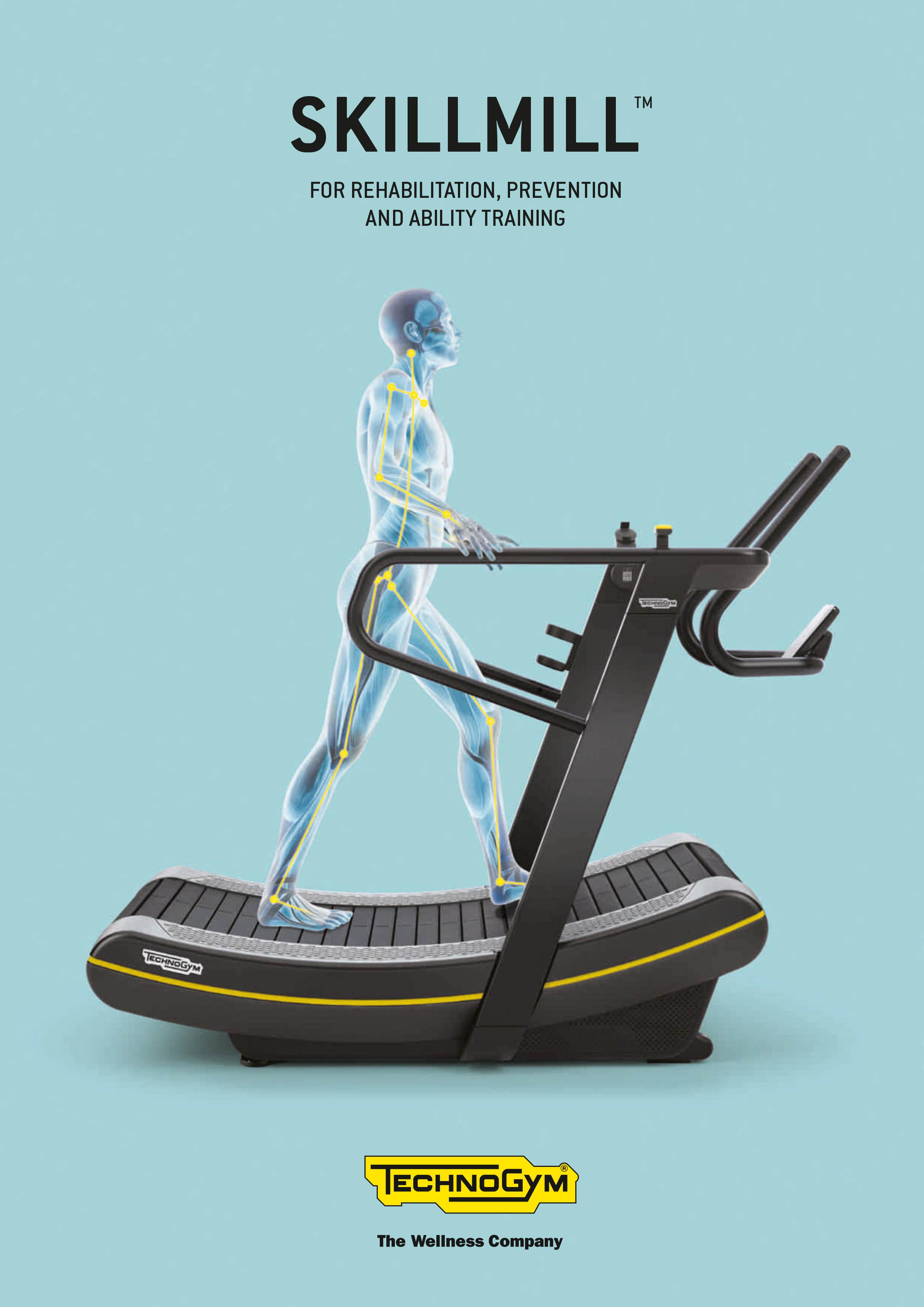 SKILLMILL – for forebygging, rehabilitering og mobilitetstrening
