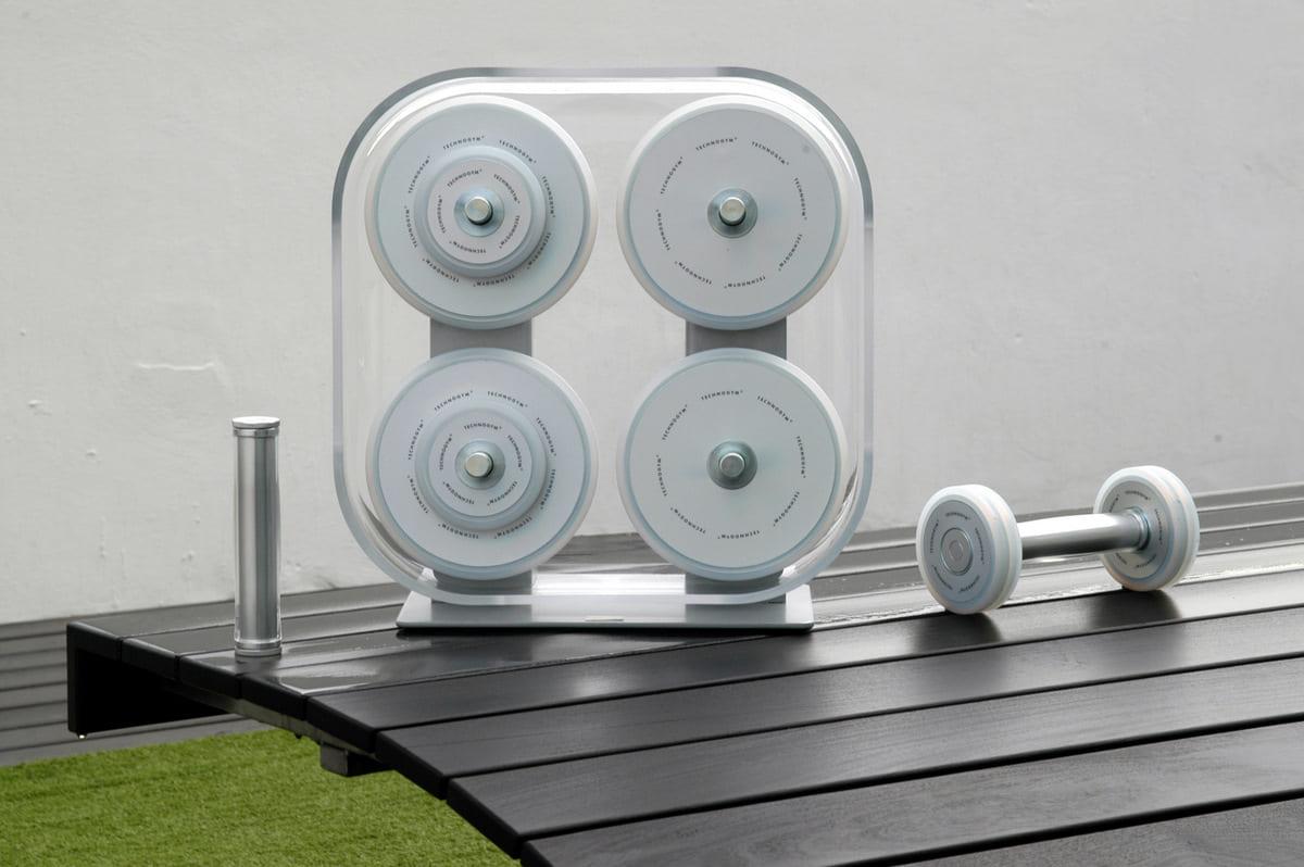 Wellness Rack – Hantelsett