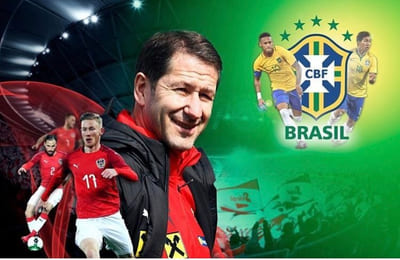 Technogym offisiell leverandør til Brasil og Russlands landslag i VM 2018