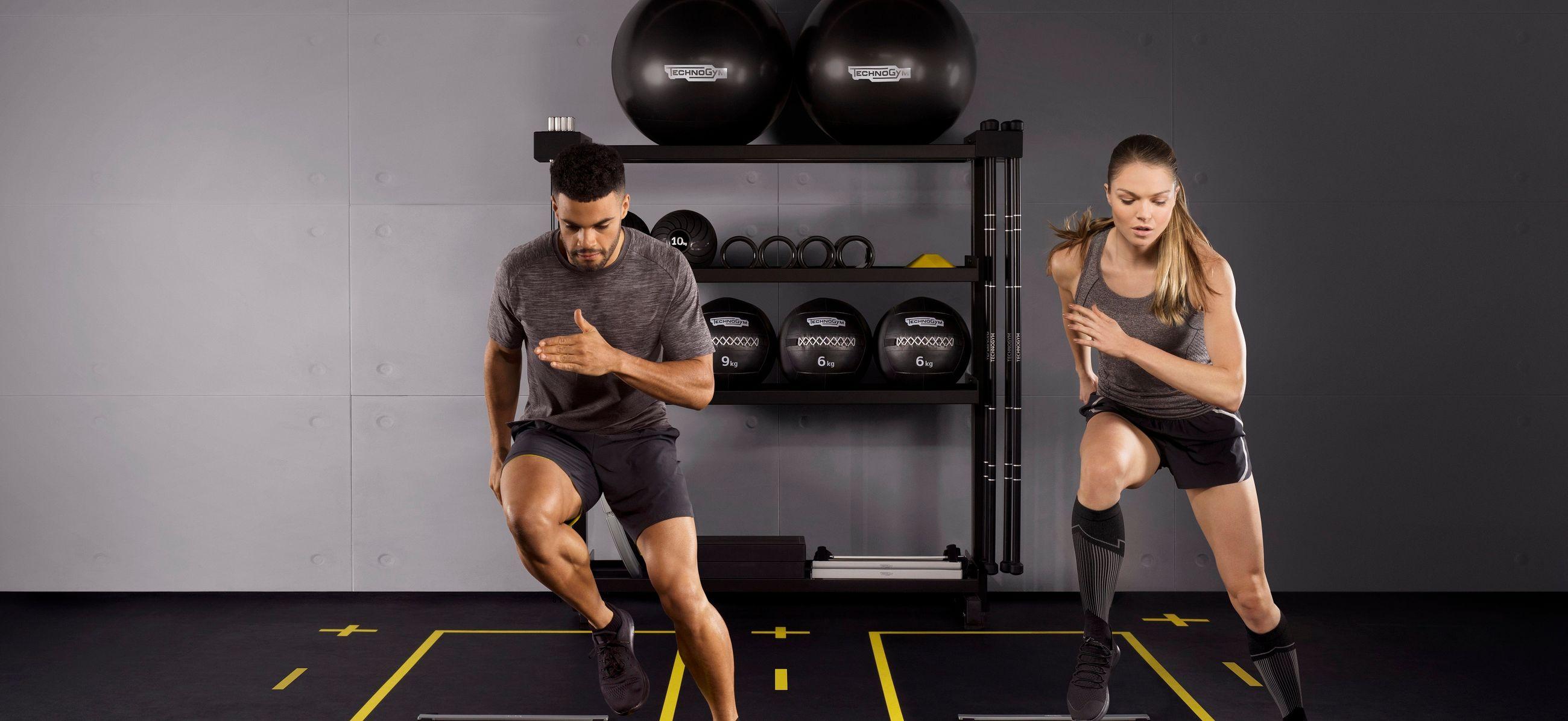 Skilltools - funksjonell trening fra Technogym