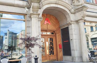 Amerikalinjen – Et historisk, boutique-hotell i Oslo sentrum