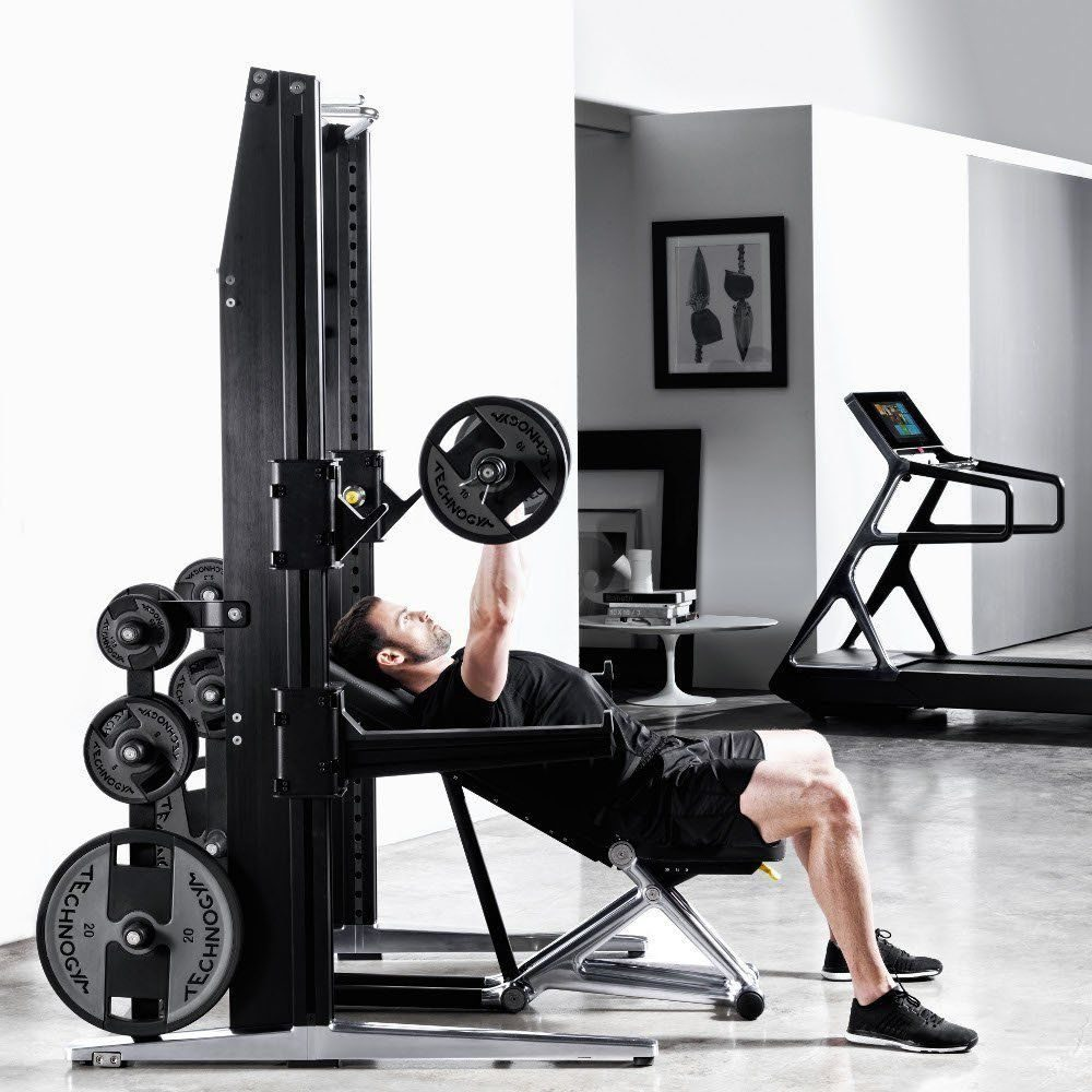 Power Personal Half Rach technogym