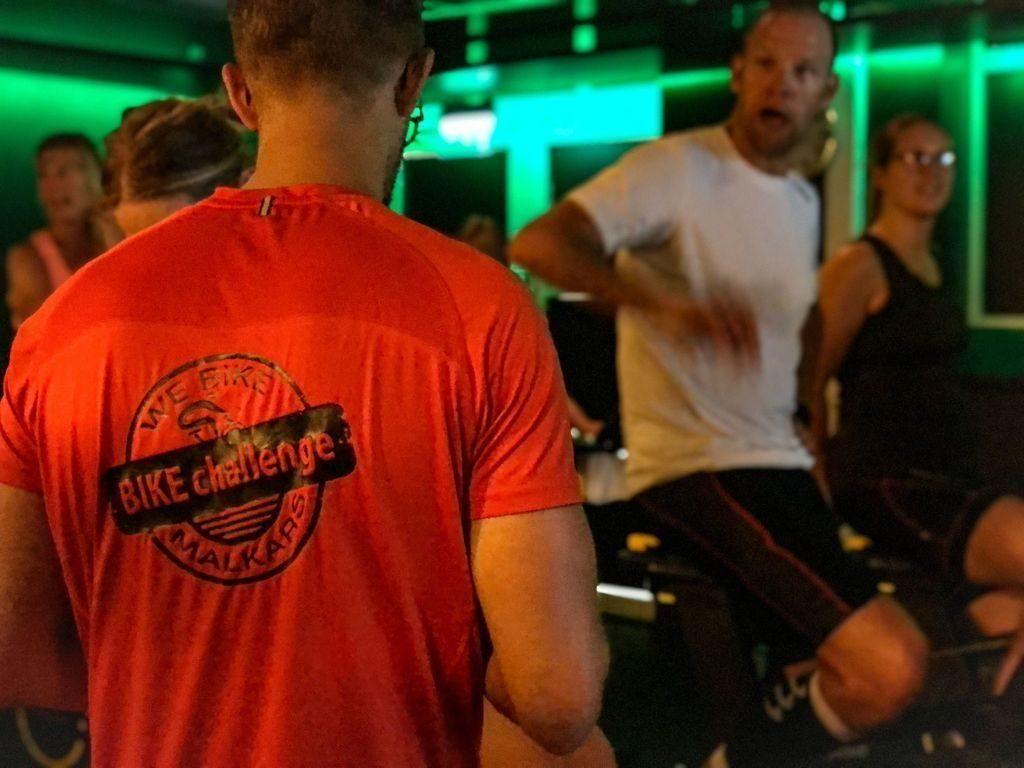 Trimsyklene SKILLBIKE fra Technogym står i sentrum, og åpner en helt ny verden av treningsmuligheter.