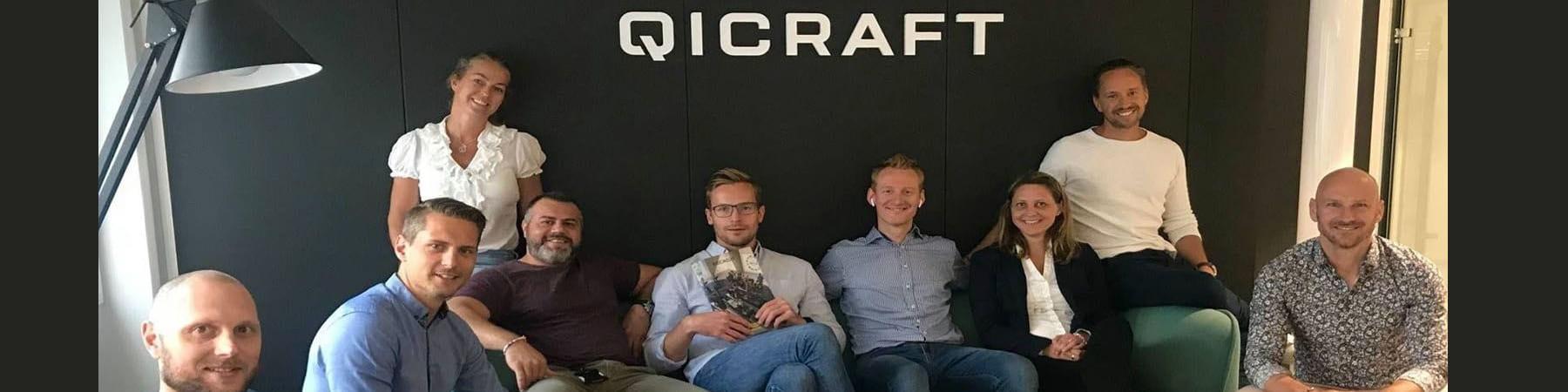 Om Qicraft / Technogym
