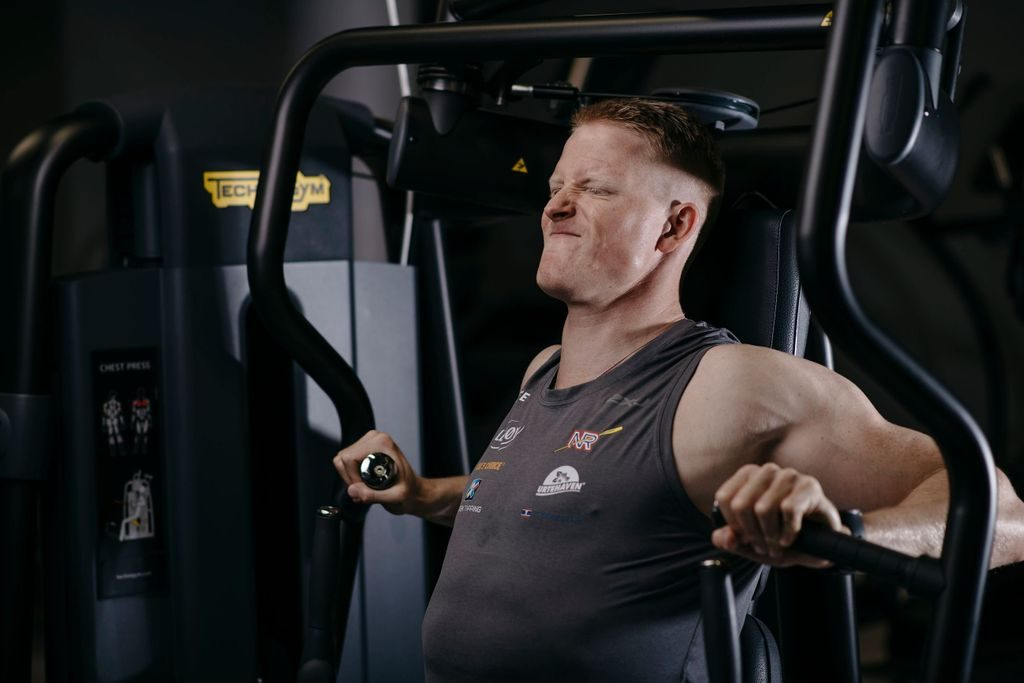 Kjetil Borch technogym