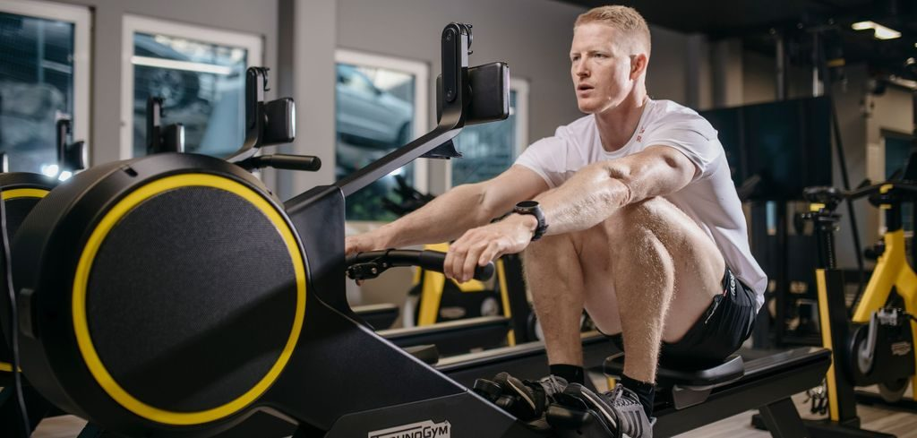 Kjetil borch skillrow technogym
