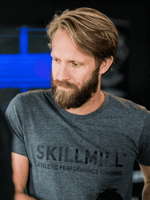 Linus Årberg instruktør technogym connected