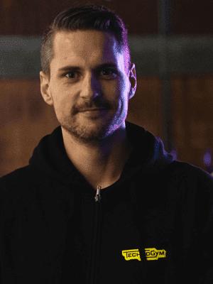 Sigve Christoffersen instruktør technogym connected