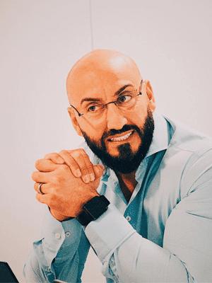 Frahad jabbari instruktør technogym connected