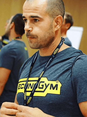 johan andersson instruktør technogym connected
