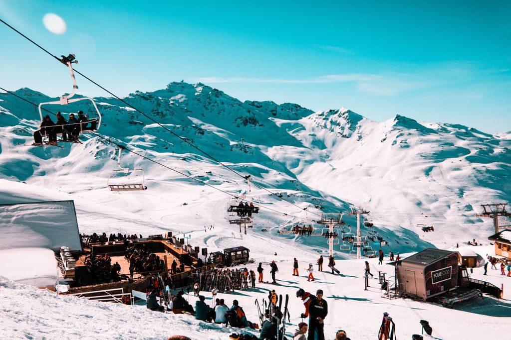 Photo by Joan Oger ski trening technogym