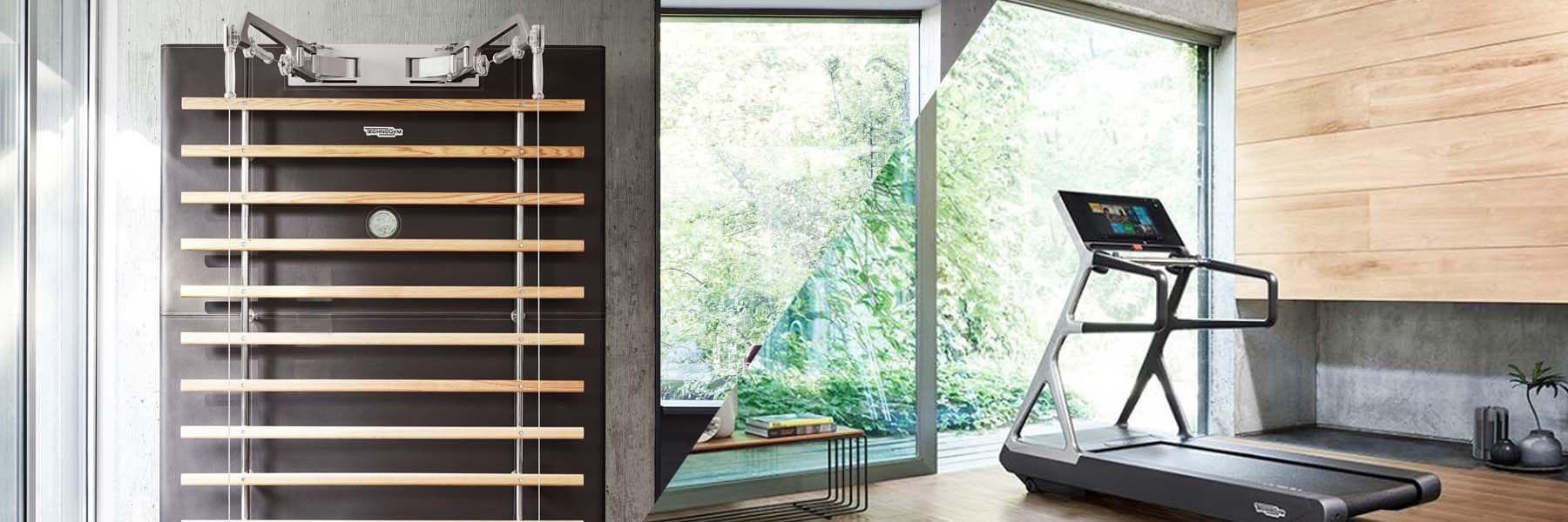 Technogym bringer Wellness konseptet inn i hjemmet