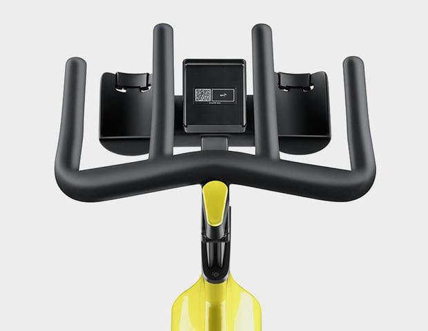 Technogym ride ergonomisk styre