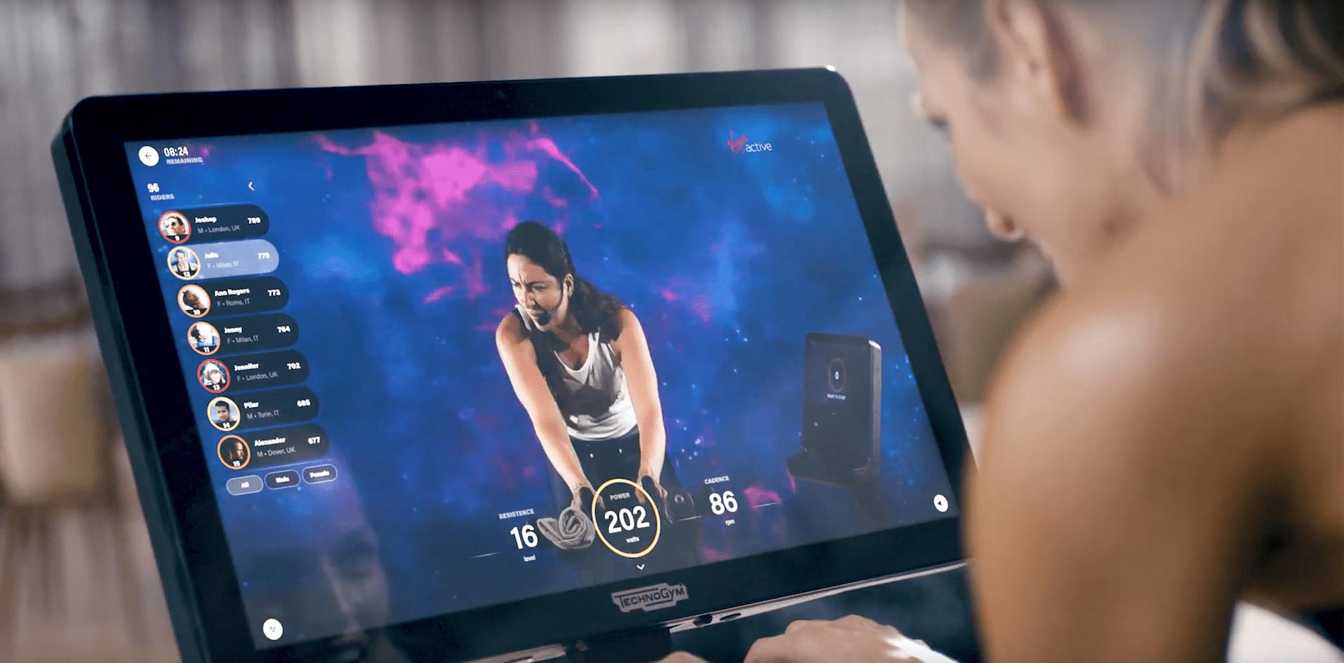 Technogym søker stjerner til sine treningsvideoer