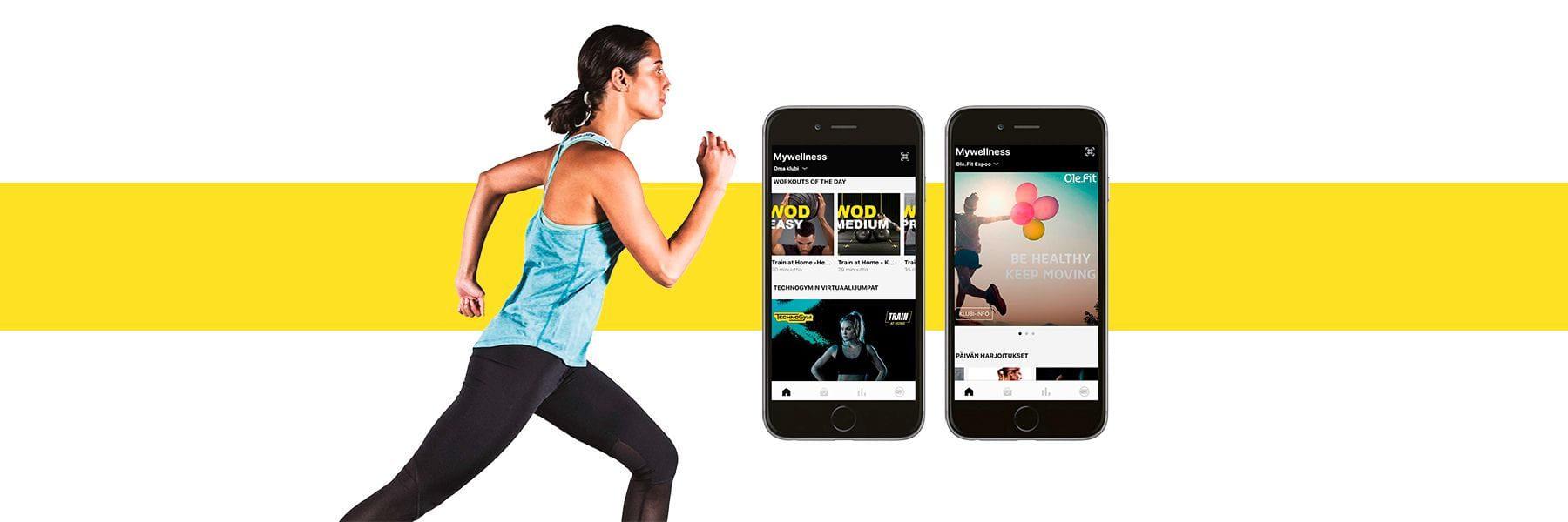 Tilby digitale treningstjenester gjennom sommerferien