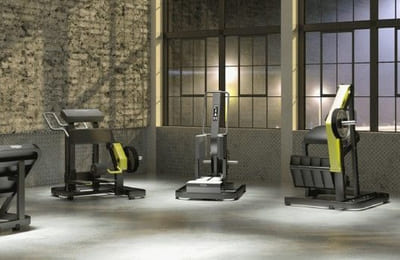 Nytt i Technogym PURE-sortiment: Glute Builder Training og nye ikoniske maskiner