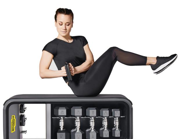 allsidig trening bench