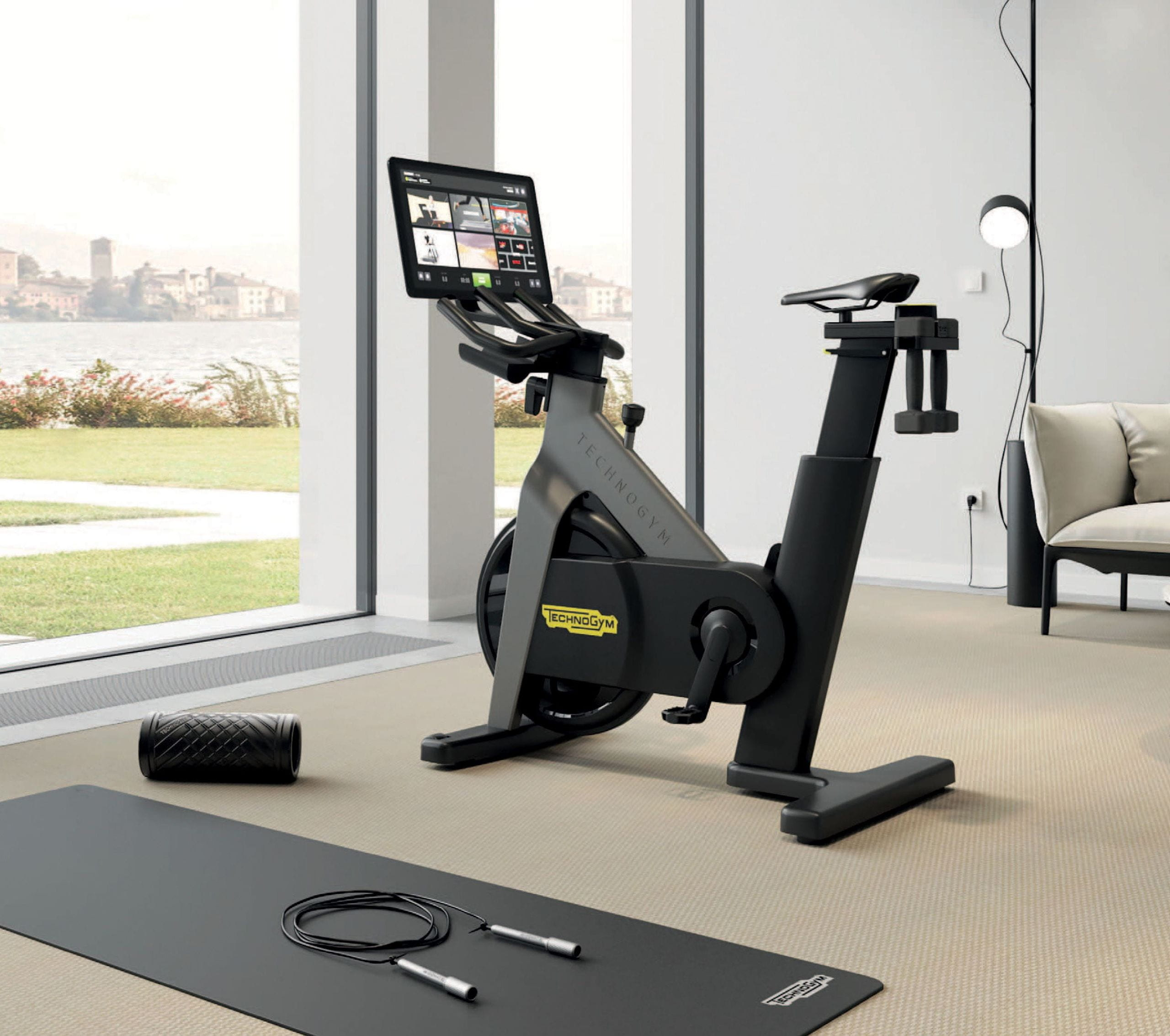 Technogym Bike home