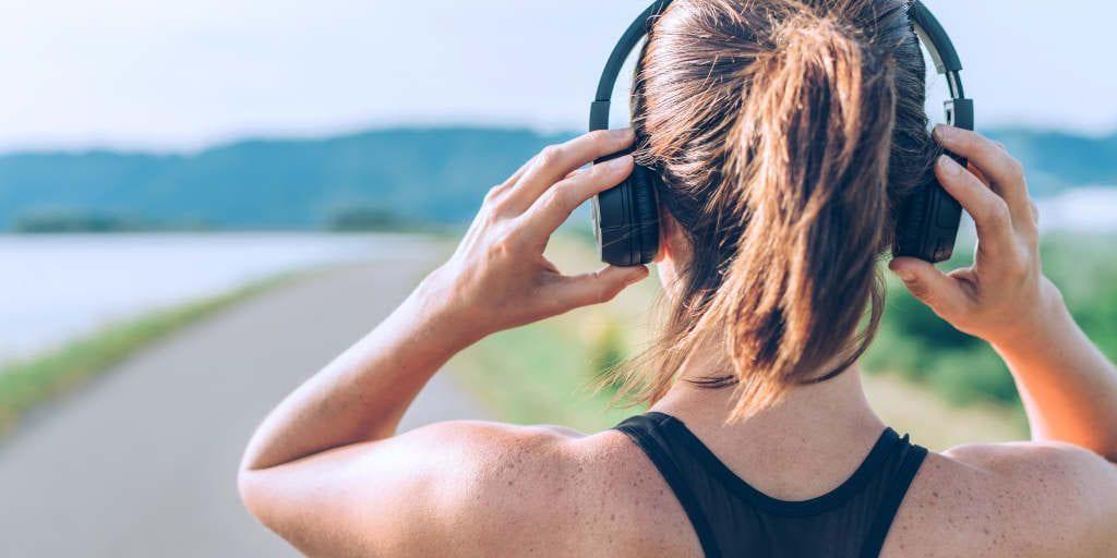 Slik kan musikk ha en positiv effekt på trening