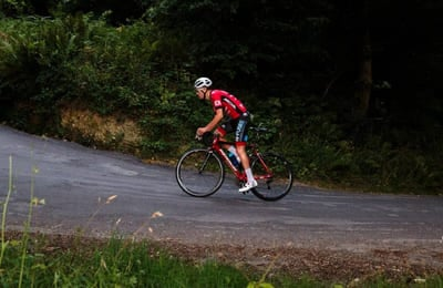 Det tøffeste fjellet en syklist kan klatre i Italia