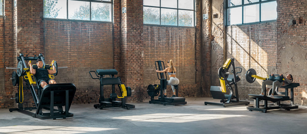 SKY Fitness velger Qicraft / Technogym som eksklusiv utstyrsleverandør