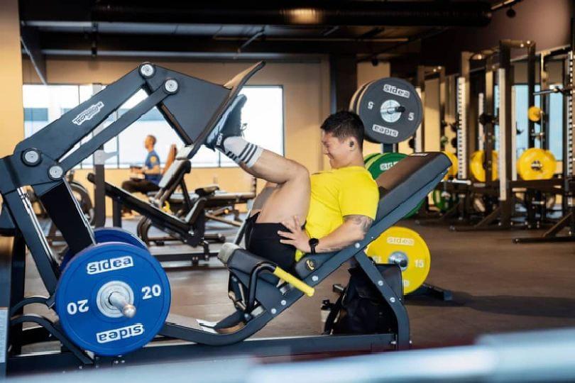 Mudo Gym treningssenter technogym