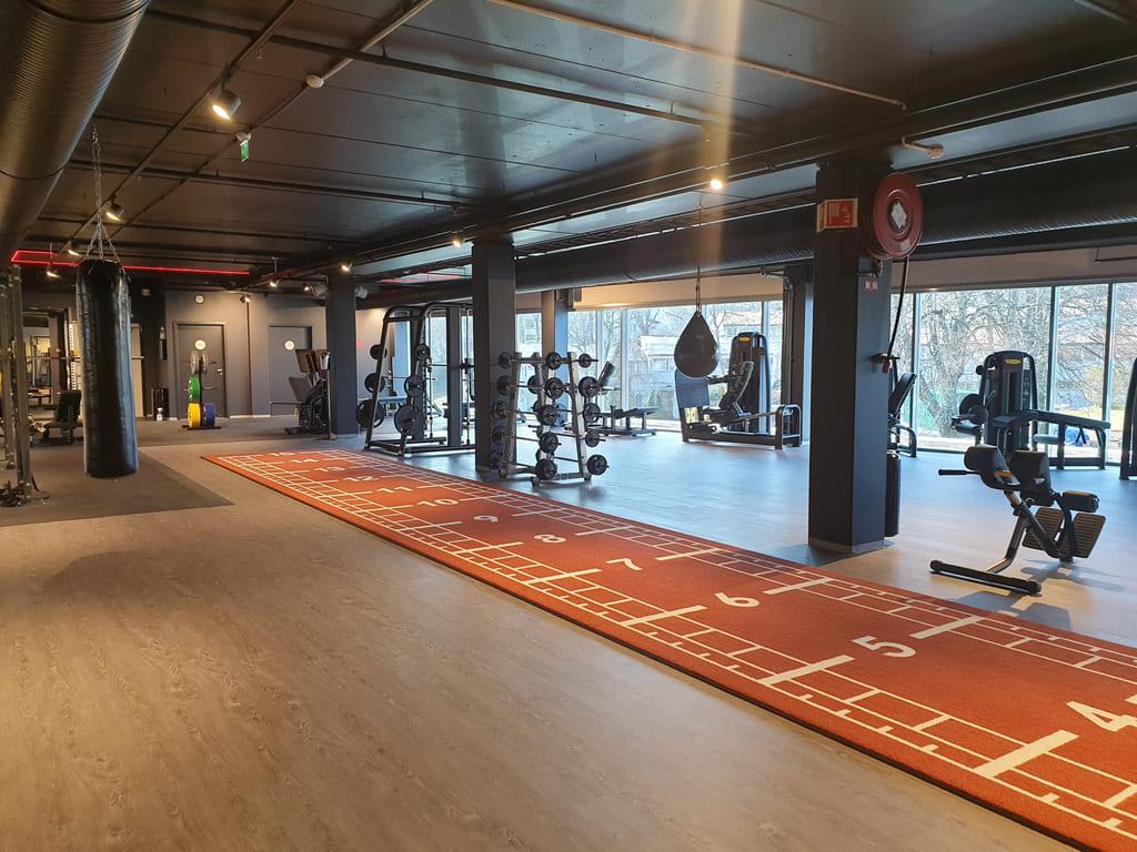 Mudo gym kilden technogym treningssenter