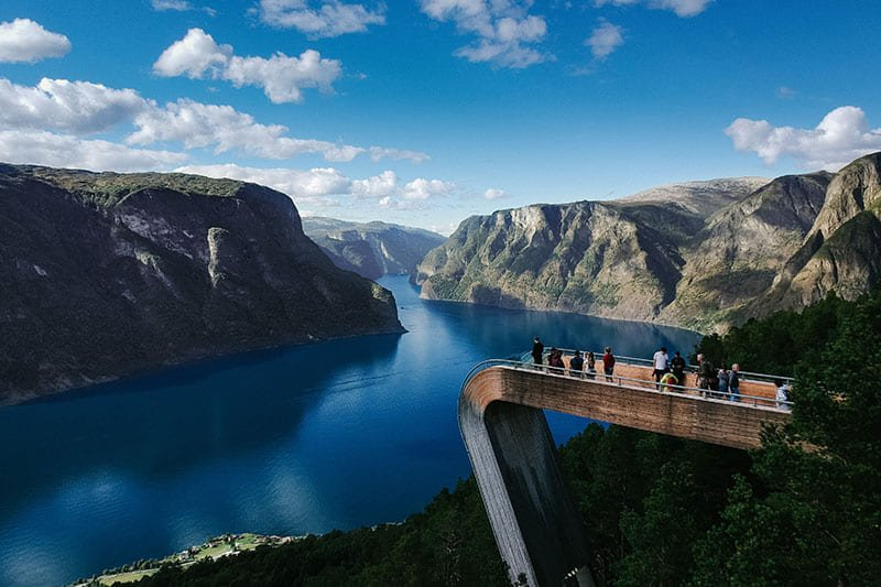 Stegastein Aurland Norway _ Unsplash Robert Bye