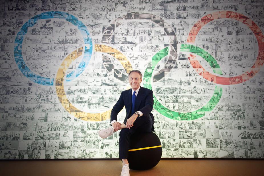 Technogym olympics