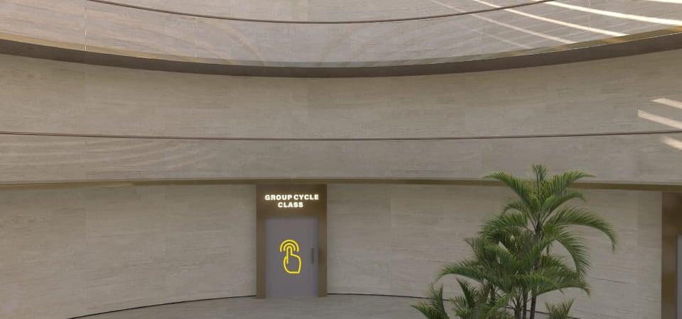 Technogym Virtual Experience Center