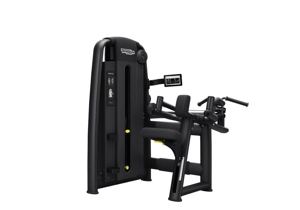 Upper Back – träna ryggens överdel