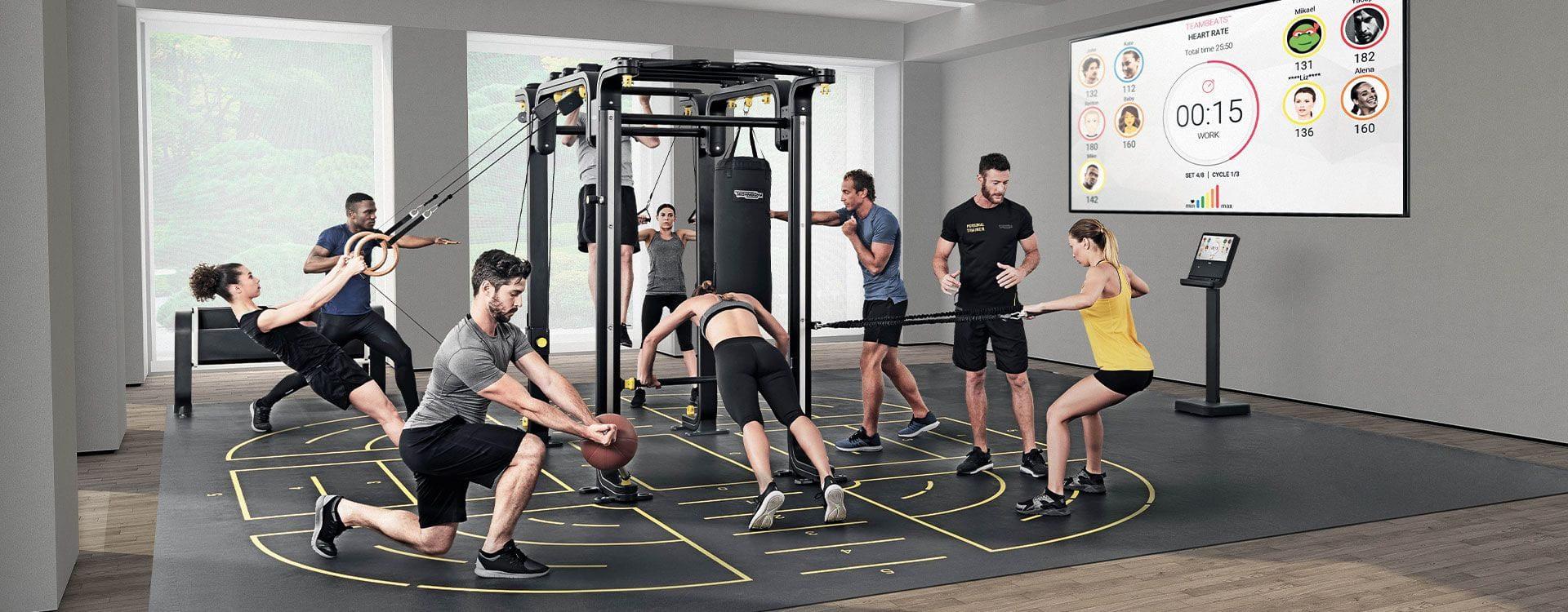 Tar funktionell träning till en ny nivå