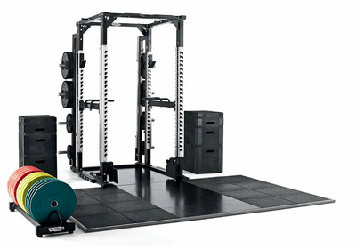 Olympic Power Rack – knäböjsrack