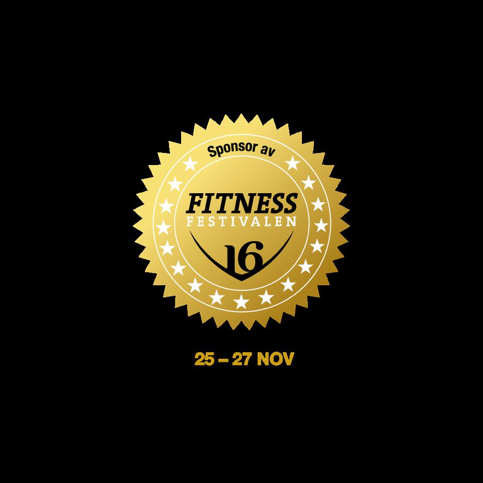 Träffa oss på Fitnessfestivalen 25-27 nov