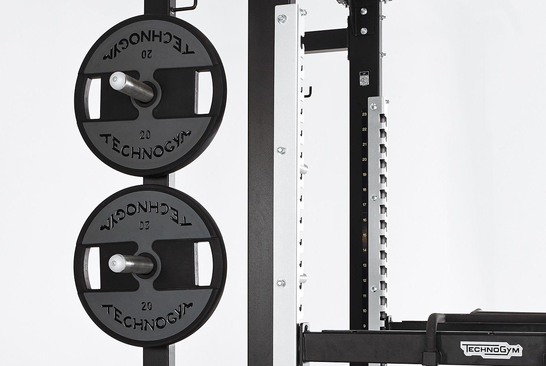 Vikthållare – tillbehör Olympic Power Rack