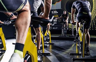 Vi lanserar Technogym Group Cycle Solution