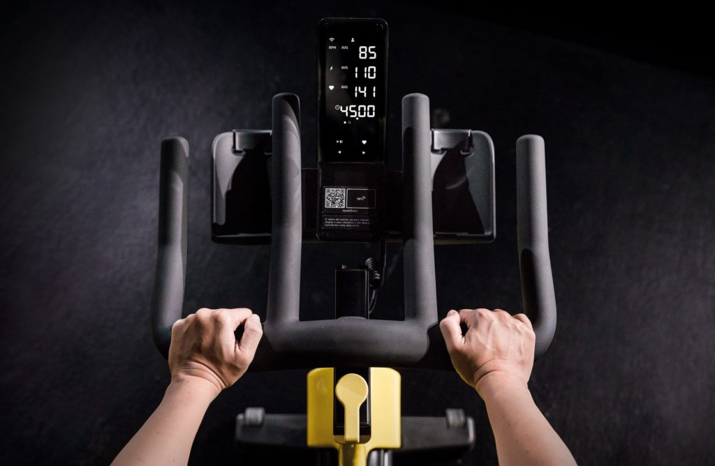 Technogym Group Cycle Connect Consol