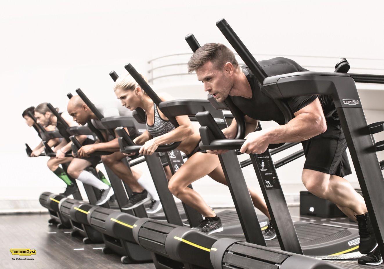 SKILLMILL på Roslagen Open i CrossFit